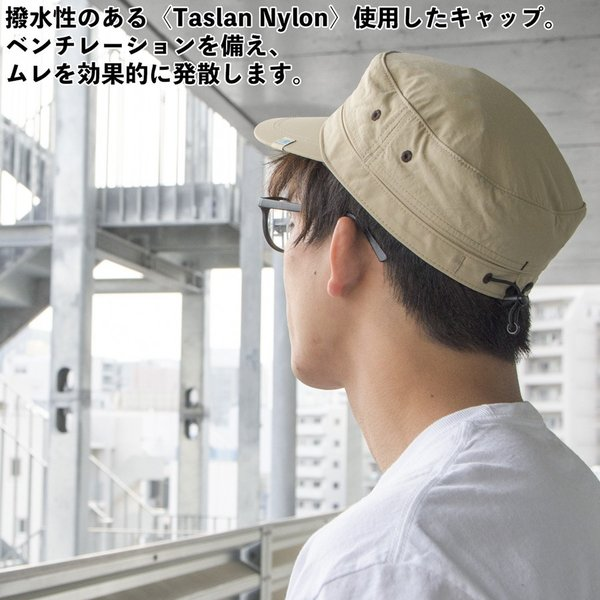 karrimor カリマー キャップ ventilation cap ST +d 帽子|2m50cm|04