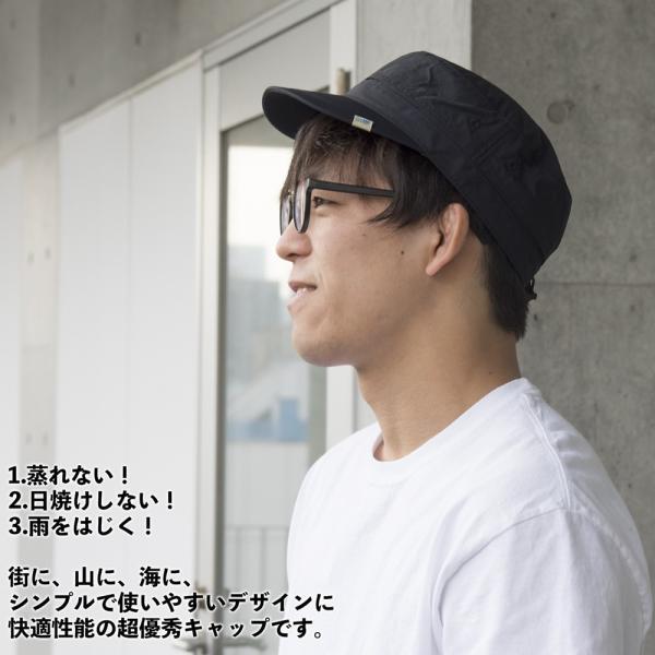 karrimor カリマー キャップ ventilation cap ST +d 帽子|2m50cm|07