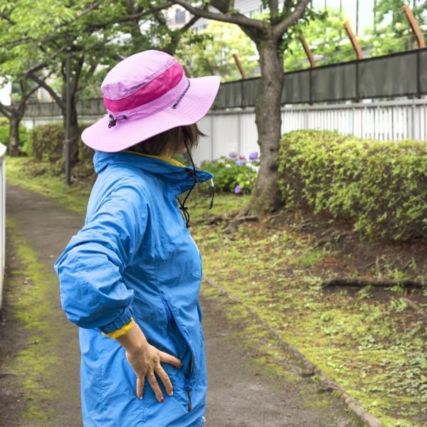 帽子 karrimor カリマー コードメッシュハットST cord mesh hat ST 2m50cm 09