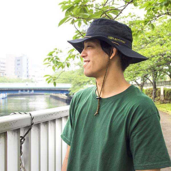 帽子 karrimor カリマー コードメッシュハットST cord mesh hat ST|2m50cm|03