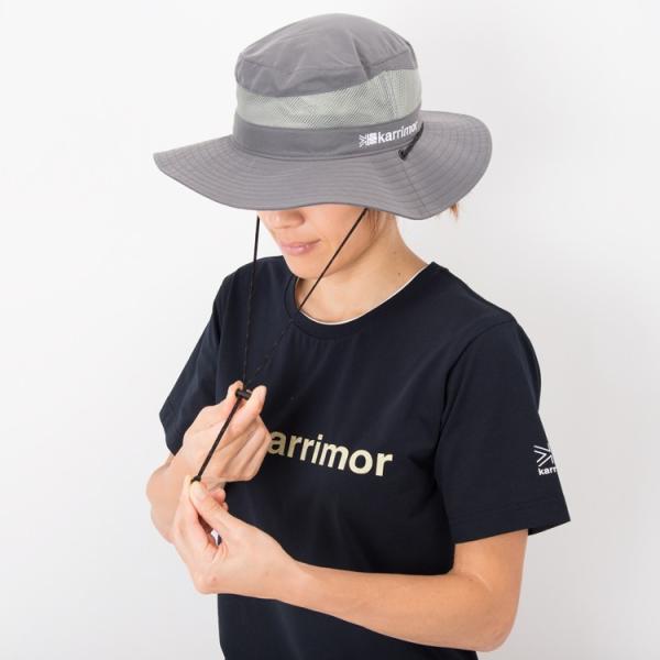 帽子 karrimor カリマー コードメッシュハットST cord mesh hat ST|2m50cm|06