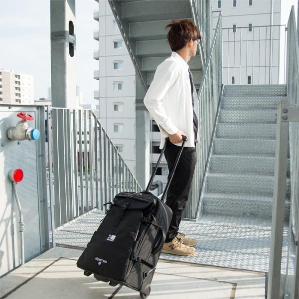カリマー karrimor airport pro 40 エアポート プロ 機内持ち込み キャリーバッグ|2m50cm|02