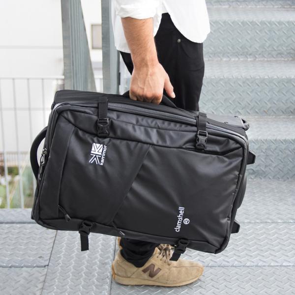 カリマー karrimor Clamshell 40 クラムシェル 機内持ち込み キャリーバッグ|2m50cm|13