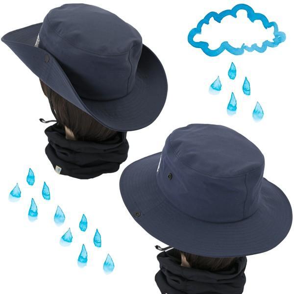帽子 karrimor カリマー レインハット rain 3L hat|2m50cm|08
