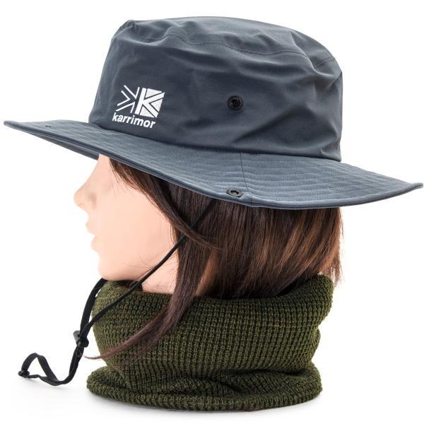 帽子 karrimor カリマー レインハット rain 3L hat|2m50cm|09