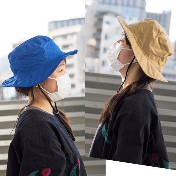 karrimor カリマー ポケッタブル レインハット pocketable rain hat +d|2m50cm|04