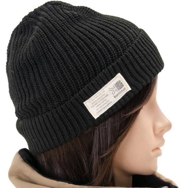 ニット帽 karrimor カリマー folded beanie 4 フォールデッド ビーニー|2m50cm|06