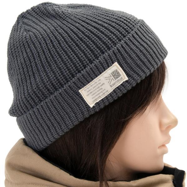 ニット帽 karrimor カリマー folded beanie 4 フォールデッド ビーニー|2m50cm|07