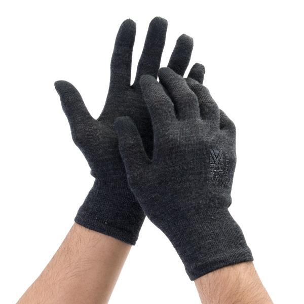 カリマー karrimor 手袋 wool logo glove グローブ 2m50cm 12