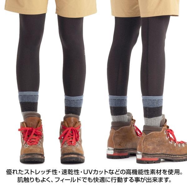 karrimor カリマー タイツ comfort W's tights コンフォート スパッツ 防虫素材 紫外線カット|2m50cm|03