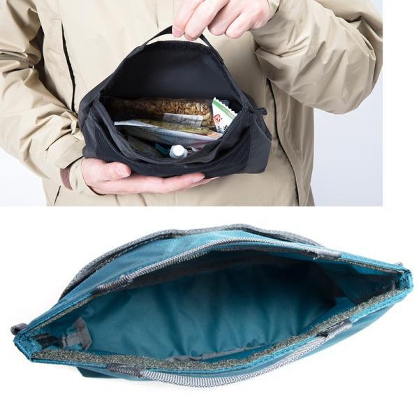 カリマー karrimor トレックキャリー スナック ポーチ trek carry snack pouch|2m50cm|03
