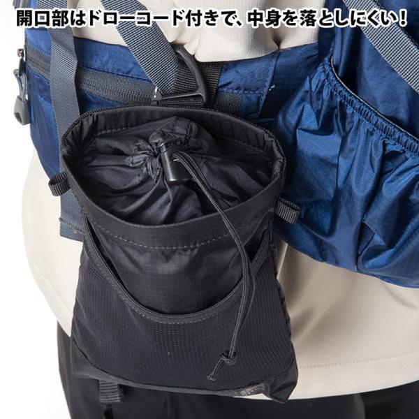 カリマー karrimor トレックキャリー ヒップベルト ポーチ|2m50cm|10