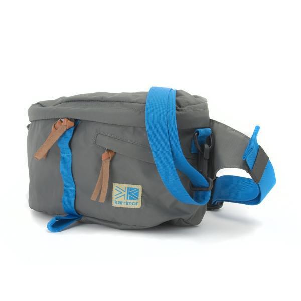 カリマー ボディバッグ karrimor VT hip bag CL|2m50cm|11