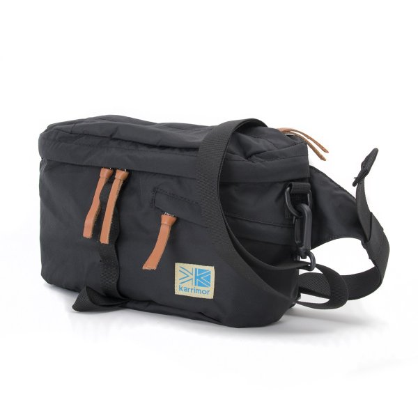 カリマー ボディバッグ karrimor VT hip bag CL|2m50cm|12