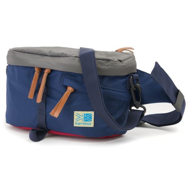 カリマー ボディバッグ karrimor VT hip bag CL|2m50cm|08