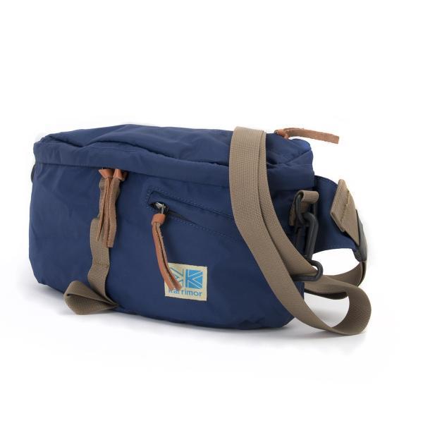 カリマー ボディバッグ karrimor VT hip bag CL|2m50cm|10