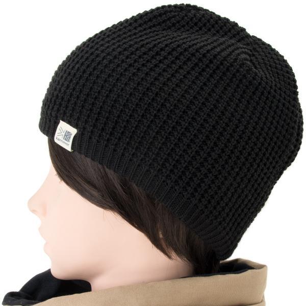 帽子 karrimor カリマー ワッフル ビーニー waffle beanie|2m50cm|11