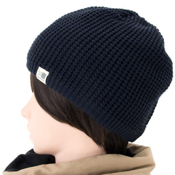 帽子 karrimor カリマー ワッフル ビーニー waffle beanie|2m50cm|12