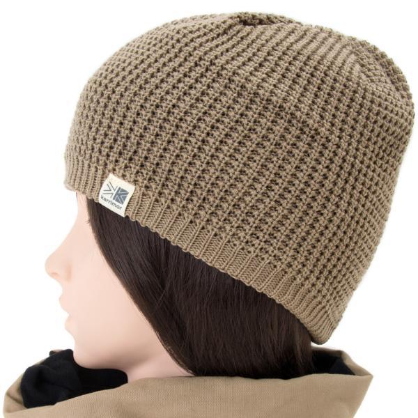 帽子 karrimor カリマー ワッフル ビーニー waffle beanie|2m50cm|13