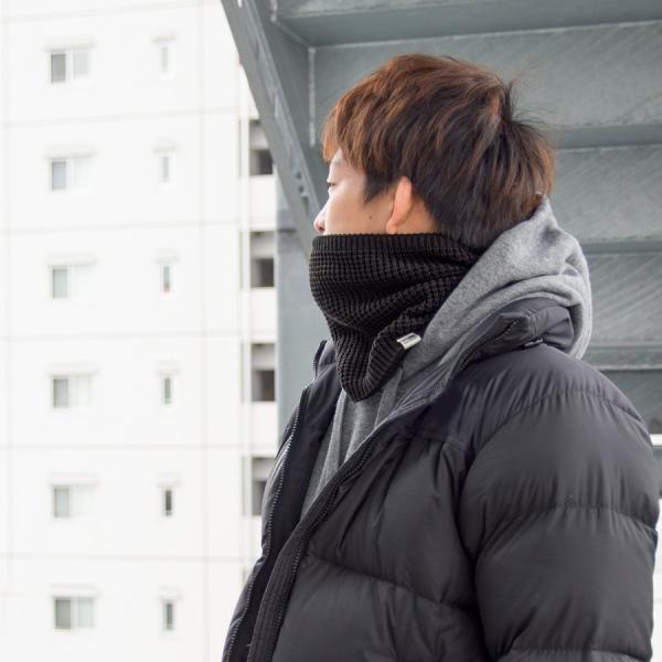 karrimor カリマー ワッフル ネックウォーマー waffle neck warmer|2m50cm|04