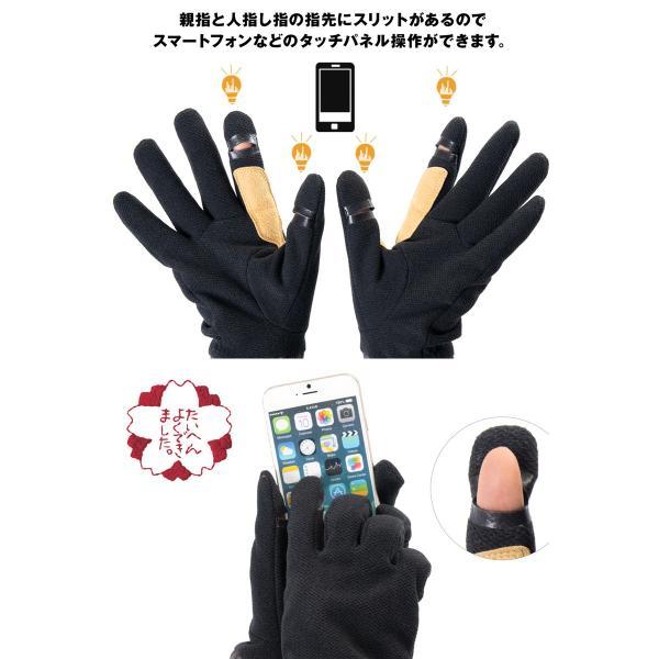 カリマー karrimor スマホ手袋 rona SC glove II ロナ SC グローブ 2 2m50cm 03
