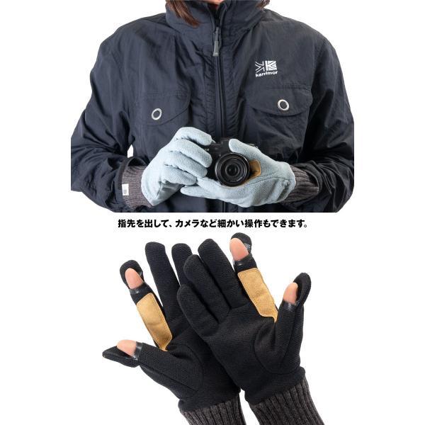 カリマー karrimor スマホ手袋 rona SC glove II ロナ SC グローブ 2 2m50cm 08