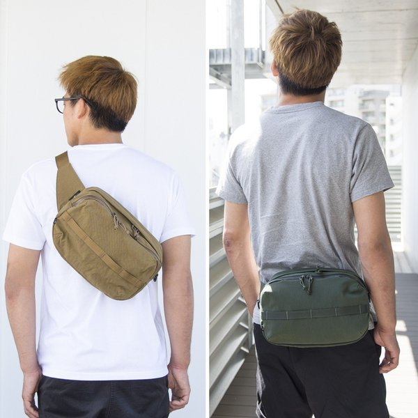karrimor カリマー urban duty EDC hip bag ヒップバッグ|2m50cm|05