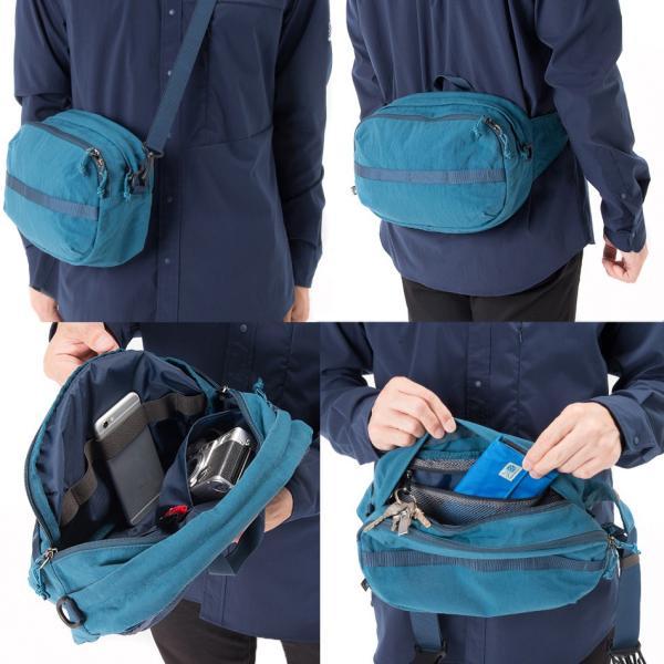 karrimor カリマー urban duty EDC hip bag ヒップバッグ|2m50cm|07