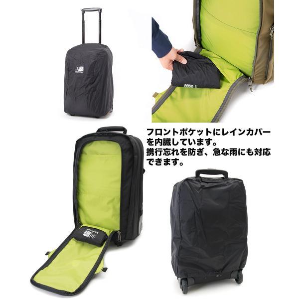 カリマー karrimor airport ST エアポート ST 機内持ち込み キャリーバッグ|2m50cm|11