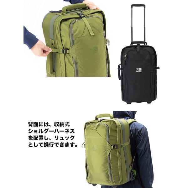 カリマー karrimor airport ST エアポート ST 機内持ち込み キャリーバッグ|2m50cm|10