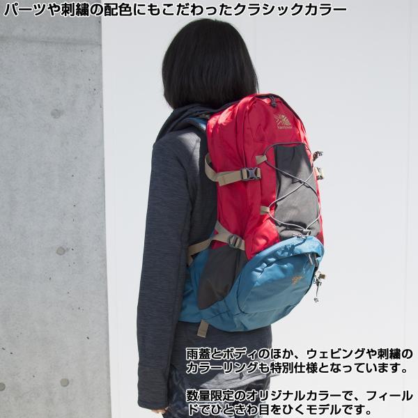 karrimor カリマー dale 28 Limited Model デール 28 リミテッドモデル|2m50cm|04