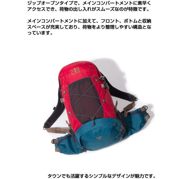 karrimor カリマー dale 28 Limited Model デール 28 リミテッドモデル|2m50cm|08