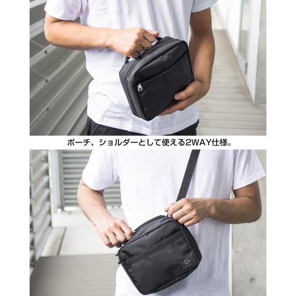 カリマー karrimor ポーチ tribute crossbody pouch|2m50cm|06
