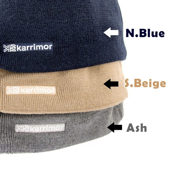 karrimor カリマー 帽子 brimmed beanie|2m50cm|10
