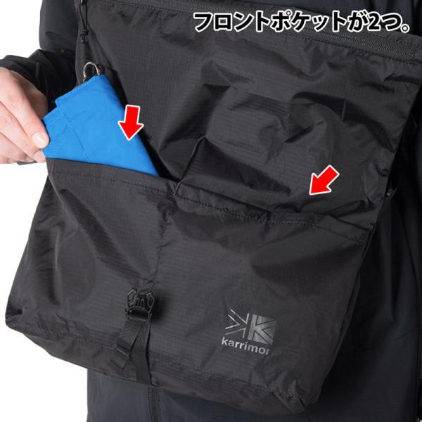 ショルダーバッグ karrimor カリマー mars shoulder 10 マース ショルダー 2m50cm 09