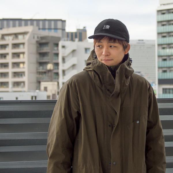 帽子 karrimor カリマー キャップ corduroy logo cap 帽子|2m50cm|02