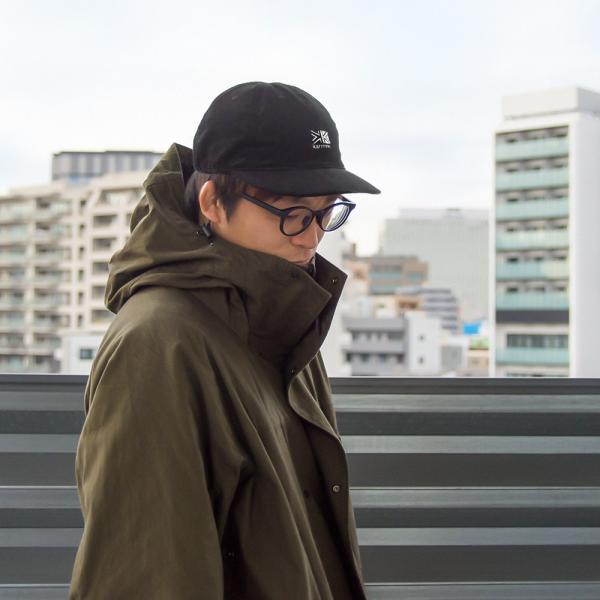 帽子 karrimor カリマー キャップ corduroy logo cap 帽子|2m50cm|03