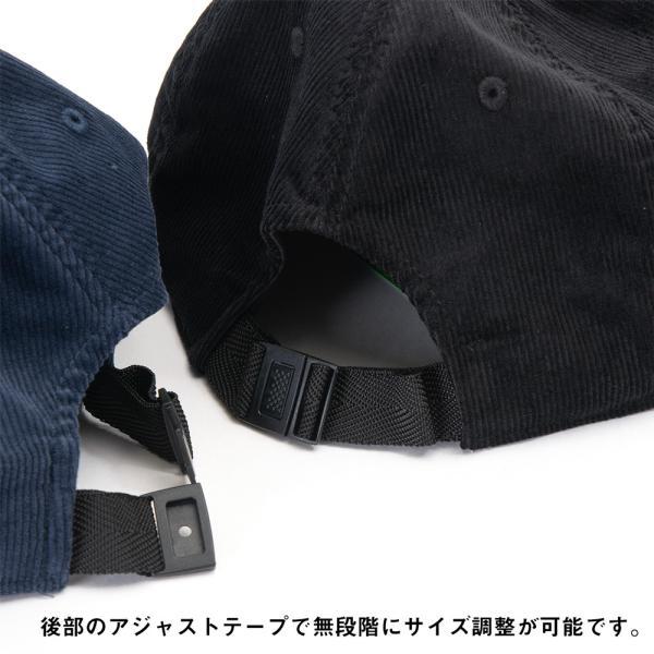 帽子 karrimor カリマー キャップ corduroy logo cap 帽子|2m50cm|05