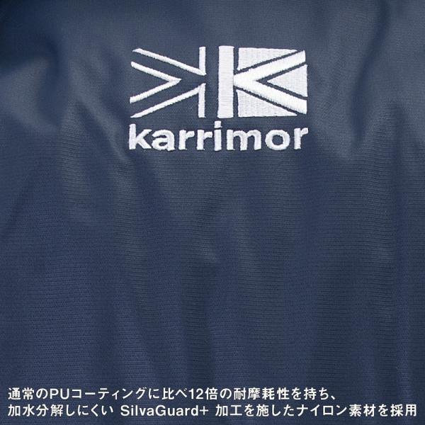 リュックサック karrimor カリマー habitat serise roll tote sack ロールトートサック 2WAYバッグ|2m50cm|14