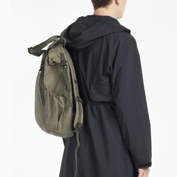 リュックサック karrimor カリマー habitat serise roll tote sack ロールトートサック 2WAYバッグ|2m50cm|19