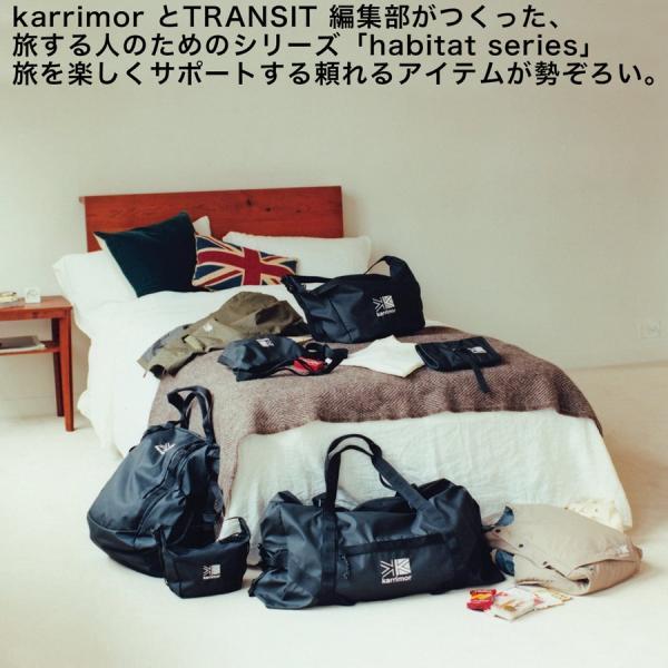 リュックサック karrimor カリマー habitat serise roll tote sack ロールトートサック 2WAYバッグ|2m50cm|06