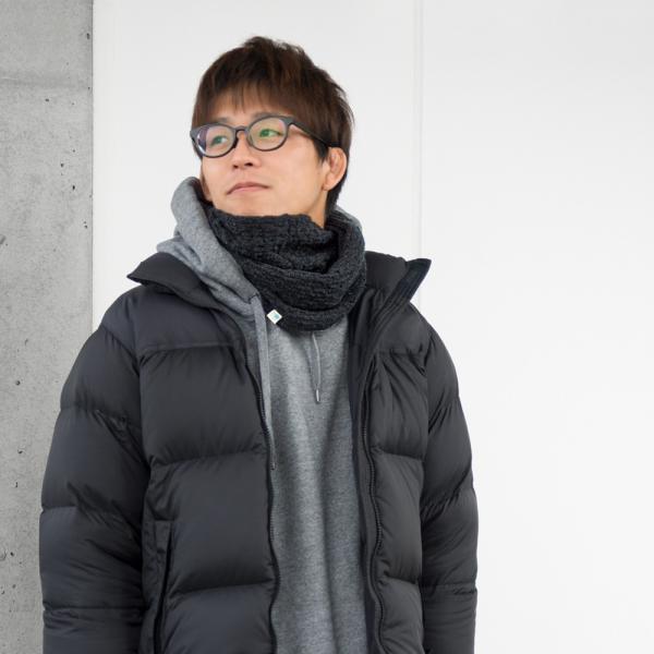 スヌード karrimor カリマー meringue snood II メレンゲ ネックウォーマー 2m50cm 02