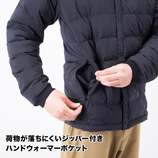アウター karrimor カリマー ダウン indie cardigan インディ カーディガン (ユニセックス)|2m50cm|06