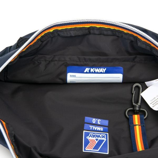 ウエストバッグ K-WAY ケイウェイ LE VRAI 3.0 KILIAN ルブレ 3.0 キリアン|2m50cm|10