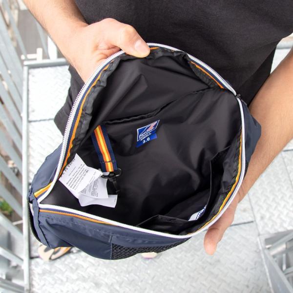 ウエストバッグ K-WAY ケイウェイ LE VRAI 3.0 KILIAN ルブレ 3.0 キリアン|2m50cm|06