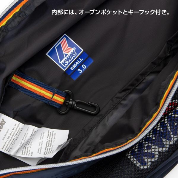 ウエストバッグ K-WAY ケイウェイ LE VRAI 3.0 KILIAN ルブレ 3.0 キリアン|2m50cm|08