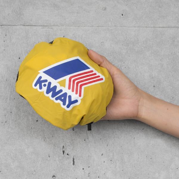 エコバッグ K-WAY ケイウェイ LE VRAI 3.0 SHOPPER M ルブレ 3.0 ショッパー M|2m50cm|05