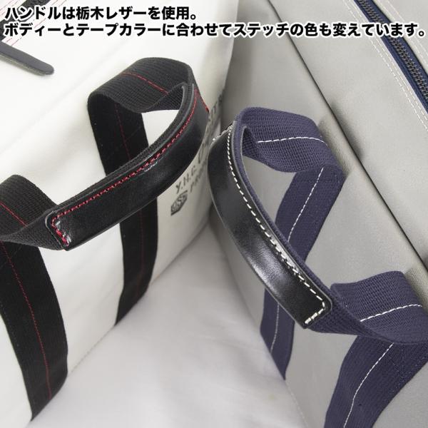 横浜帆布鞄 x 森野帆布 M18A12 Aviators Kit Bag 2/3|2m50cm|06
