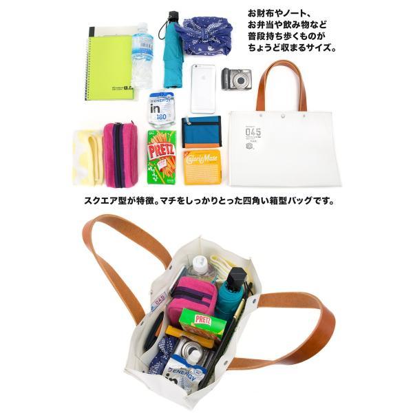 横浜帆布鞄 x 森野帆布 M17A16 Container Tote Bag トートバッグ|2m50cm|03
