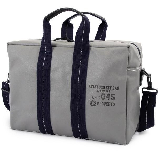 横浜帆布鞄 x 森野帆布 M18A11 Aviators Kit Bag 3/5S|2m50cm|15